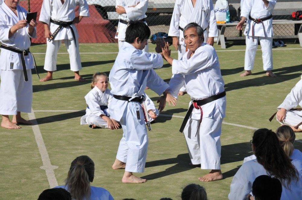 32nd IKGA European Goju-Kai Seminar 2017