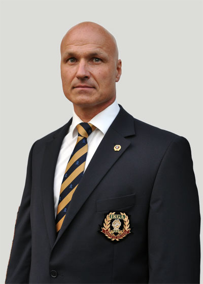 Horst Baumgürtel - 6. Dan Renshi
