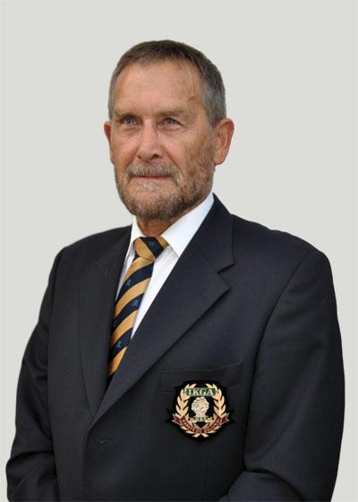 Shihan Ingo de Jong