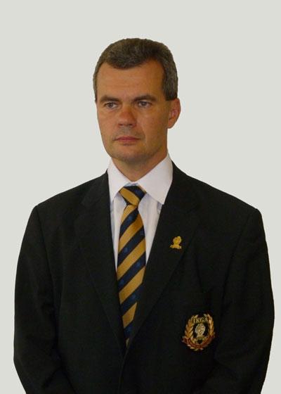 János Szabó - 5. Dan Renshi