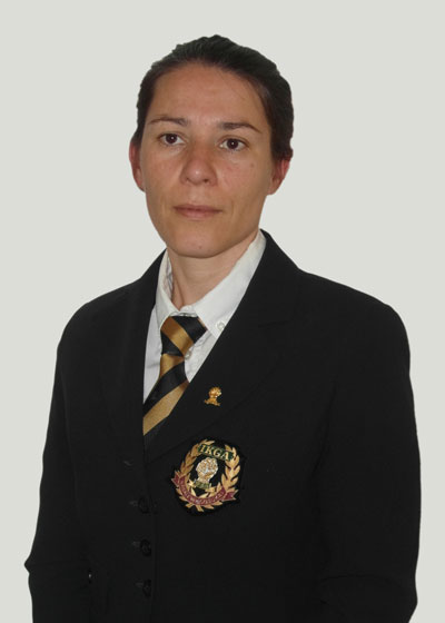 Nicole van den Dries - 5. Dan Shihan