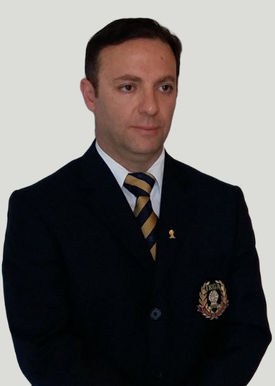 Ignazio Costarelli - 5. Dan Renshi