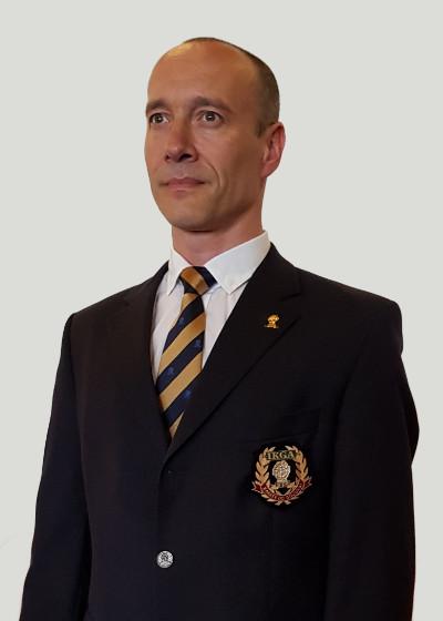 Joachim van Opstal - 5. Dan Renshi