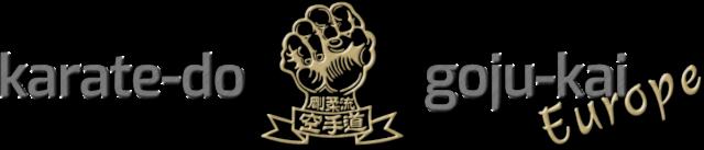 Logo Goju-Kai Europe