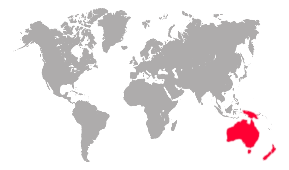 Oceanic Map