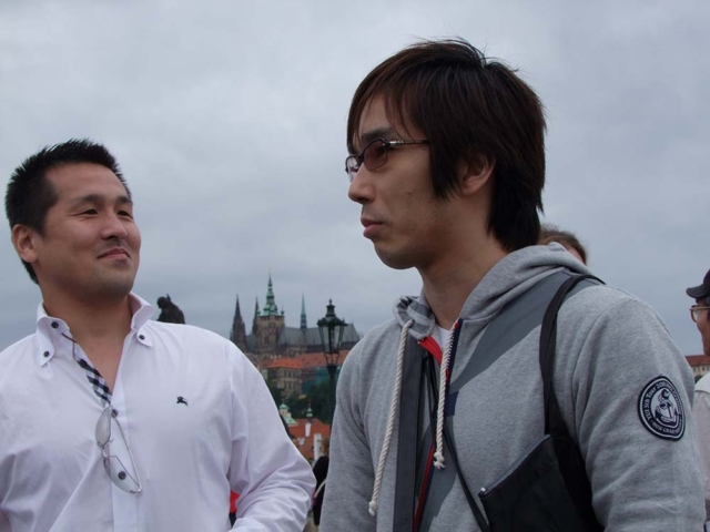 Excursion with the Shihankai