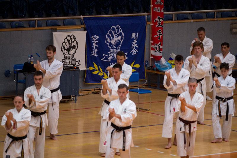 Groupe Kihon Training