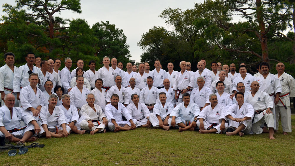 IKGA World Shihan – Kai Seminar 5th – 9th November 2018