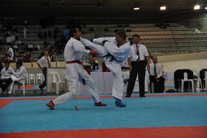 Kumite Competition